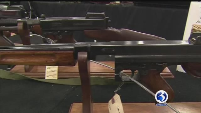 Gun buyback programs held today in Hartford, New Haven