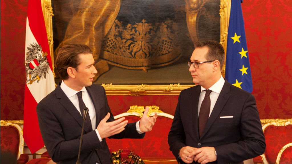 Kurz to be chancellor, Austrian nationalists to lead key ministries in coalition deal