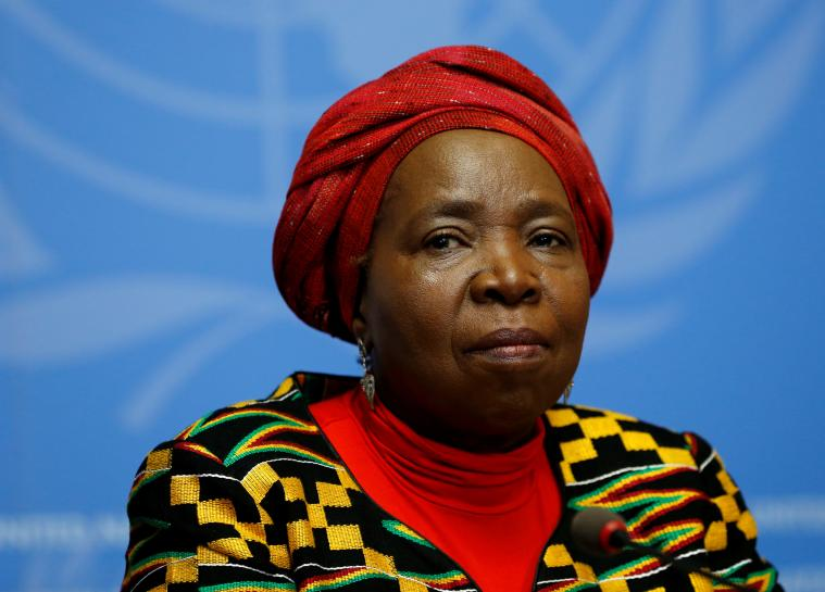 'Fierce and formidable' Dlamini-Zuma eyes South Africa's presidency https://t.co/AouQCW76CP https://t.co/DBS2w2Dlk6