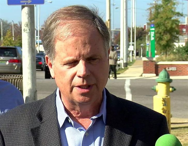 Before becoming elected senator Doug Jones was prosecutor for a - | WBTV Charlotte
