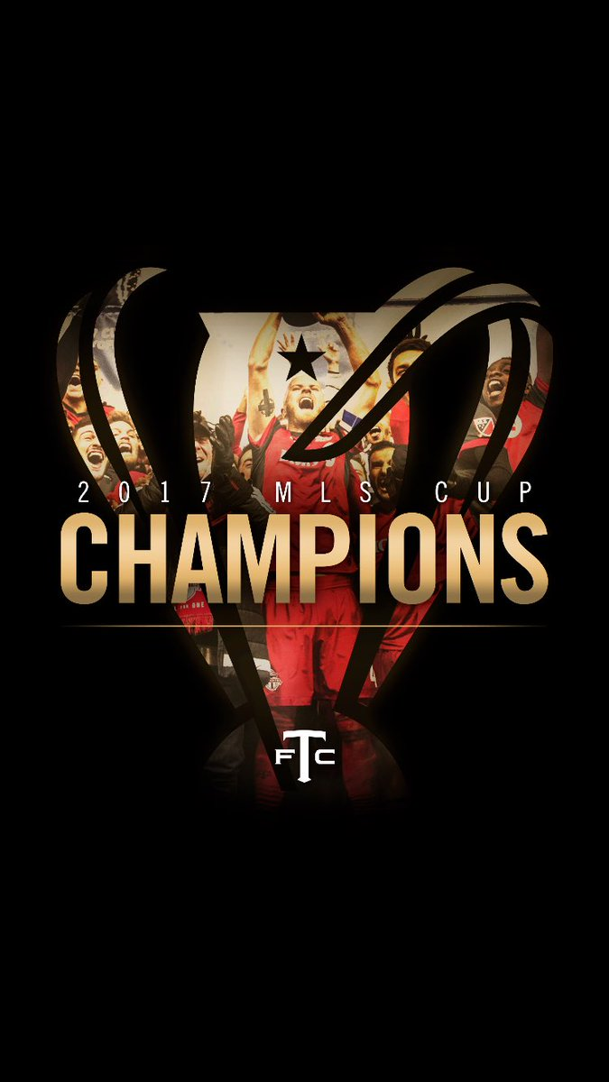 RT @najebianca: For TFC fans that have asked me, MLS Cup champs phone bg. Enjoy! https://t.co/mL2oZfvUVF