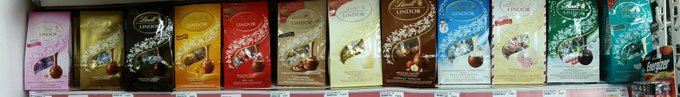 How are there this many kinds of lindt balls??????? https://t.co/LHDczbMQn6