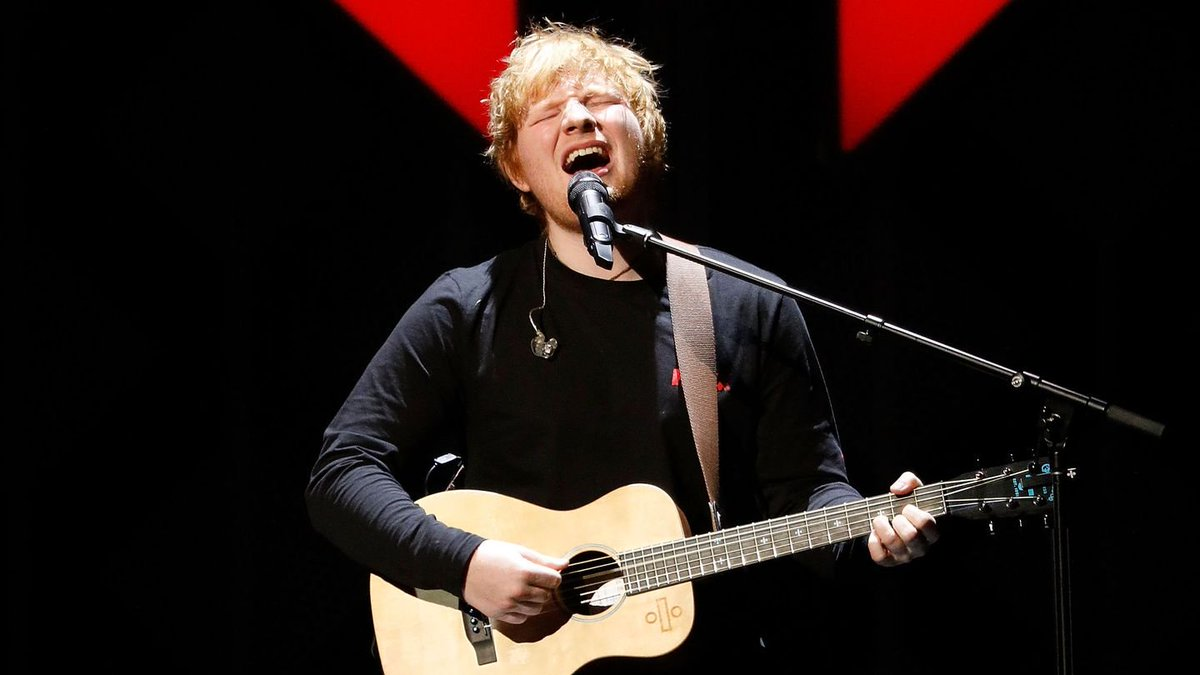 Ed Sheeran Is Very Ready And Very Willing To Write The Next James Bond Theme