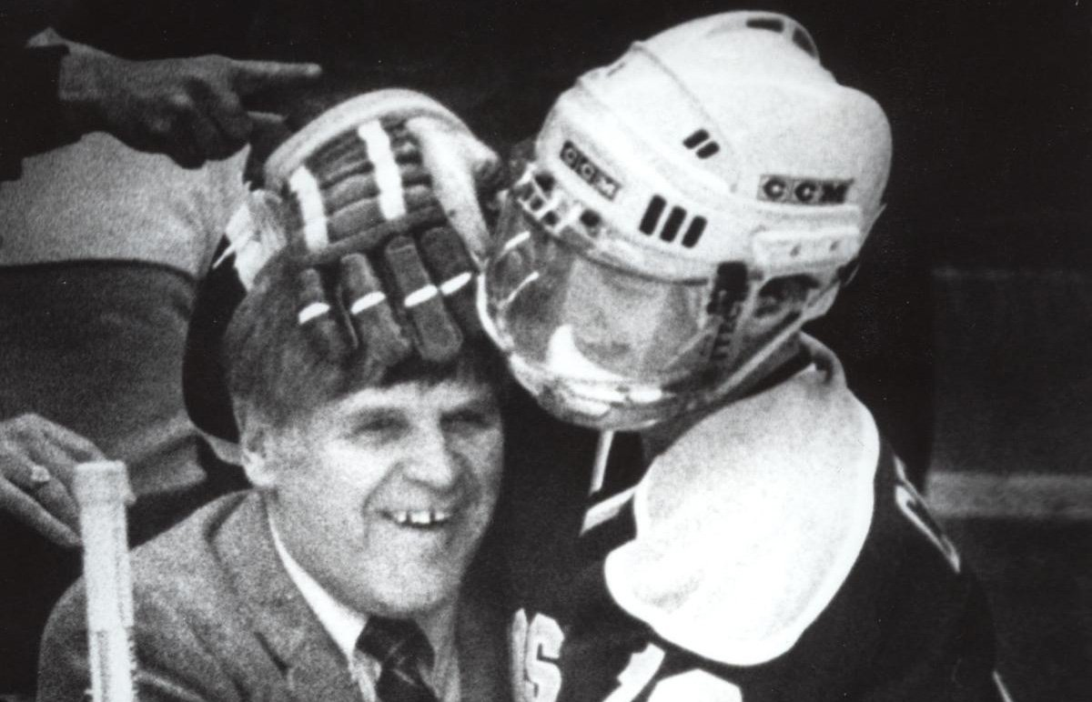 Former BC hockey coach Len Ceglarski dead at 91