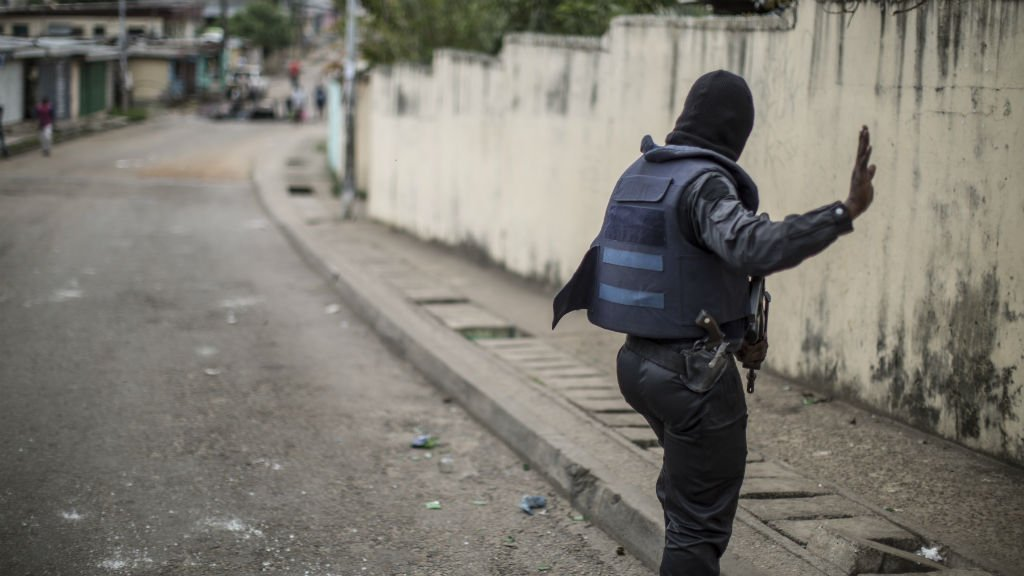 Two Danish journalists wounded in Gabon knife attack