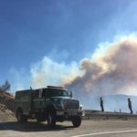 Thomas Fire: Powerful winds threaten to fuel blaze in SouthernCalifornia