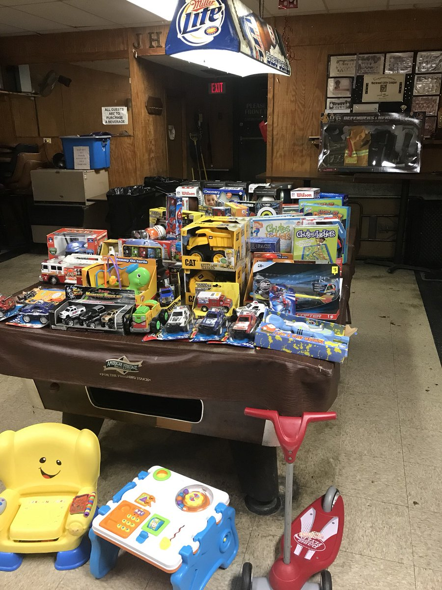 test Twitter Media - Excited to partner with the John H. Shelton American Legion Post 838 on our Annual Christmas Toy Giveaway for kids ages 3-10.  We are here until 4pm.  #SeasonofGiving https://t.co/1Ytgg9OGl6