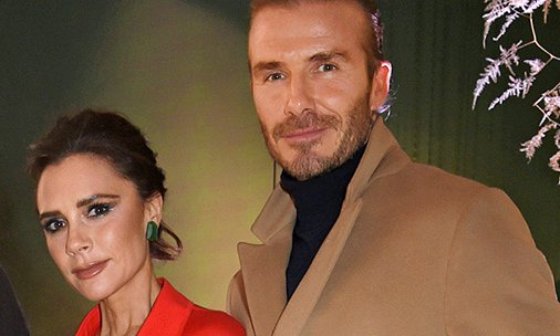 .@victoriabeckham has shared a rare photo of her children reunited for Christmas!