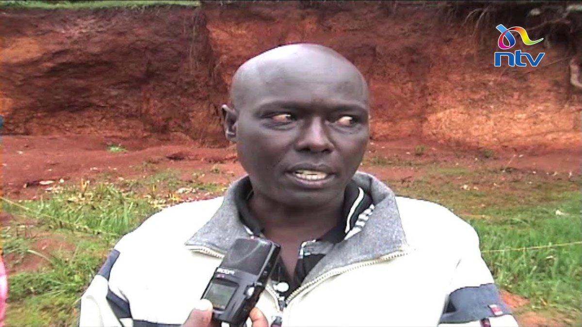 Pupil dies in Kisii landslide