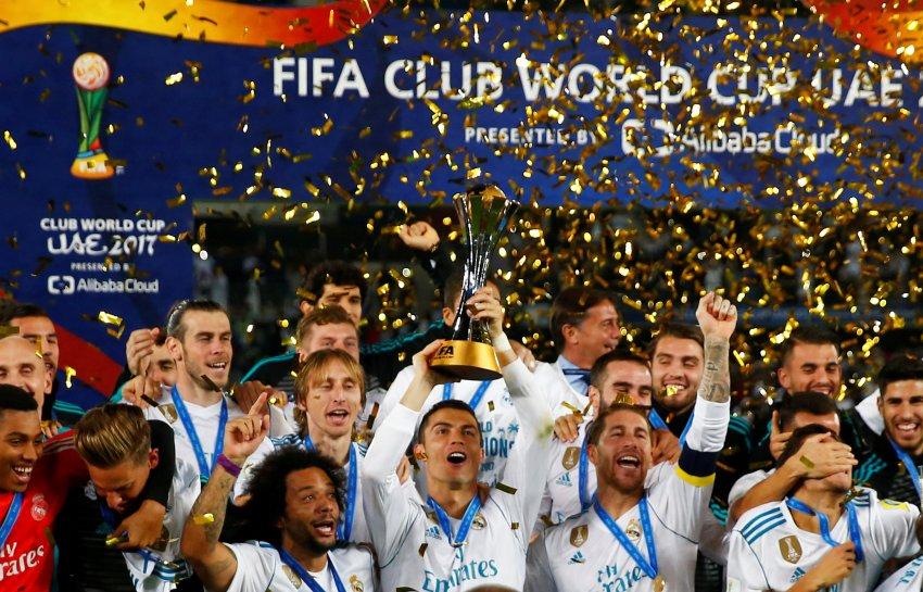 Real Madrid dank Cristiano Ronaldo Klub-Weltmeister