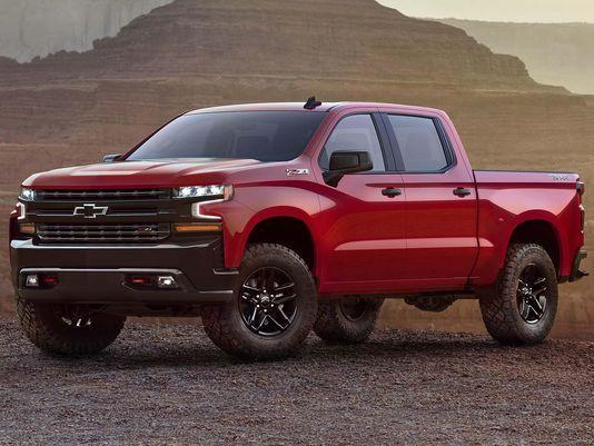 Sneak peek: All-new Chevy Silverado pickup