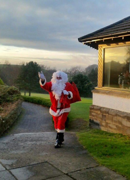 test Twitter Media - BGC had a very special visitor today!! Ho,ho,ho!! Everyone had a great day and loved seeing Father Christmas 🏌🏻🏌🏻🎅🏻🎅🏻 https://t.co/wNPyMJffba