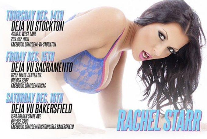 TONIGHT!  Dec. 16th DEJA VU - N. California BAKERSFIELD 1524 Golden State Ave. 661.322.7300 https://t