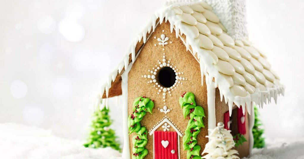 How to build a structurally sound gingerbread house https://t.co/51yuG2kEGf https://t.co/iAtuRsnaJI