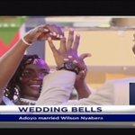 Citizen TVs Winnie Adoyo weds