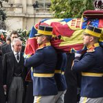 Prince Charles joins other European royals to farewell Romania's King Michael