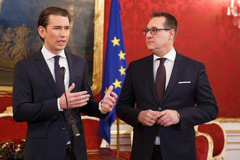 Austria's far-right to enter government