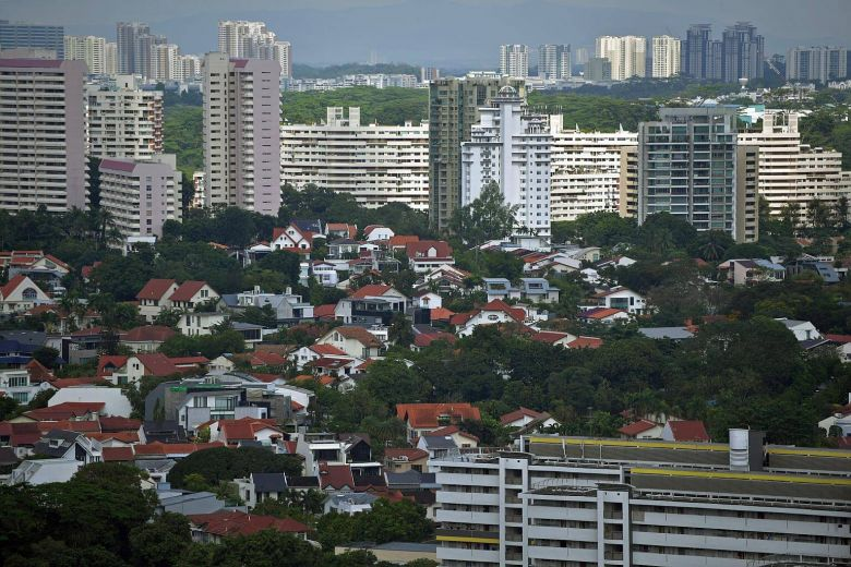 Short-term rental rules in Singapore