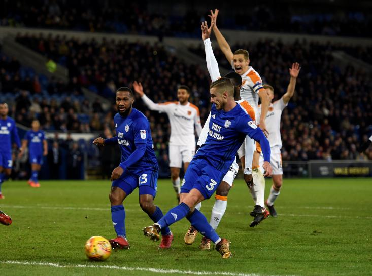 Cardiff close gap to Championship leaders Wolves