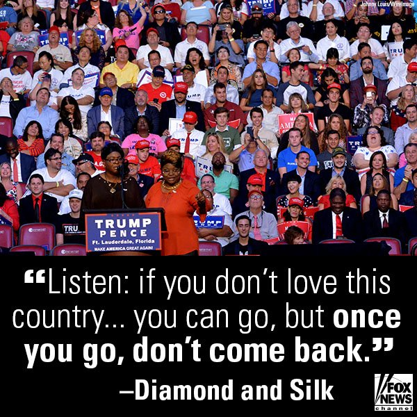 Do you agree with @DiamondandSilk? https://t.co/yKvmrbKD1o https://t.co/j3ft18wVCt