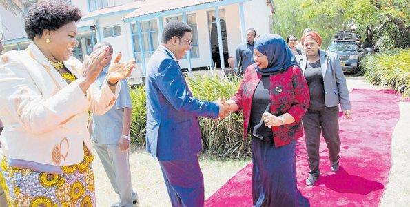 Focus on JPM after Samia's Dodoma move