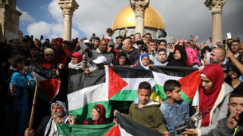 5 key developments since Trump's Jerusalem move