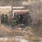 Fire Attributed To Homeless Living In StormDrain