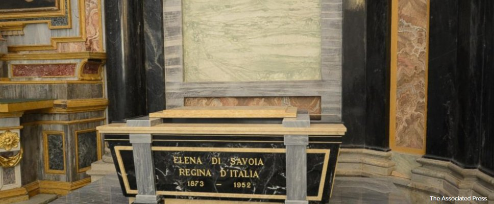 Remains of exiled Italian king to be returned after 70 years.