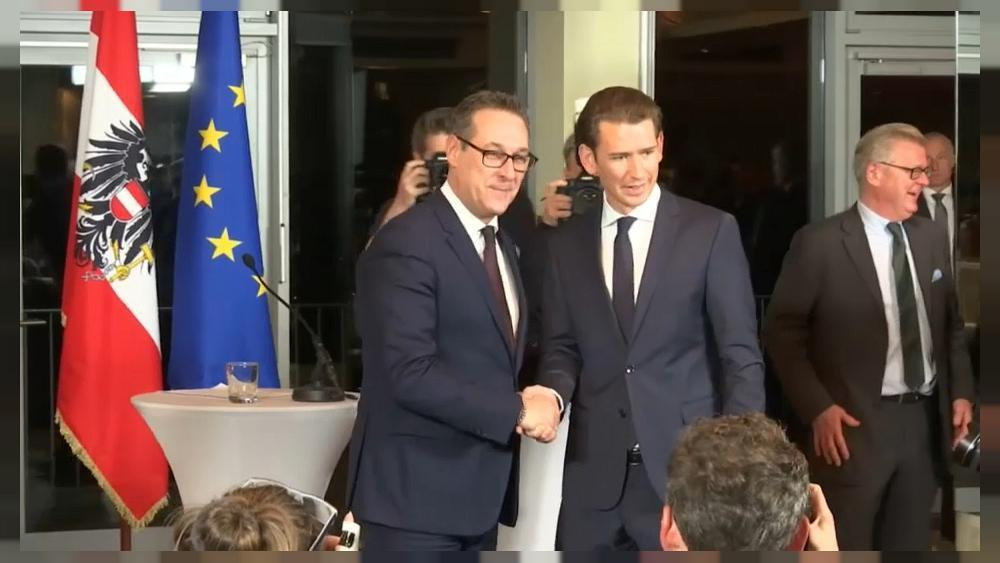 New Austrian coalition to expand direct democracy and curb immigration