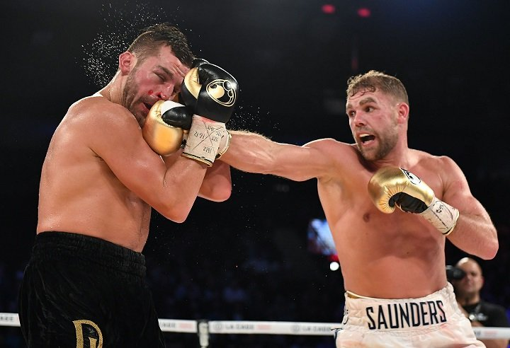 Billy Joe Saunders outpoints David Lemieux https://t.co/qhPiwHFunQ #allthebelts #boxing #boxingnews https://t.co/ODDgNzME3W