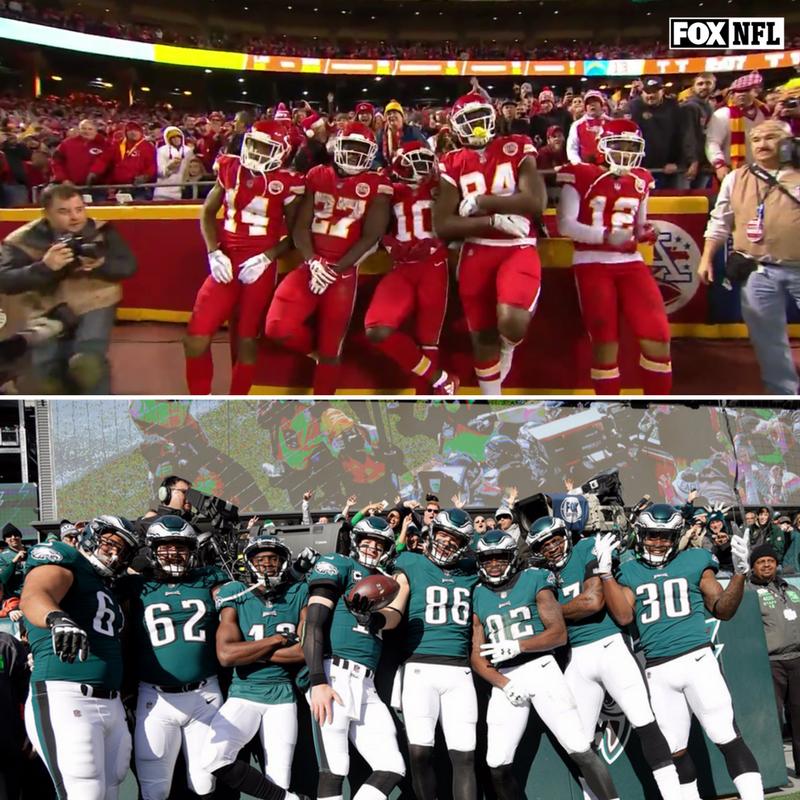 test Twitter Media - Who did it better: @Chiefs or @Eagles? https://t.co/FkgqIevWfQ
