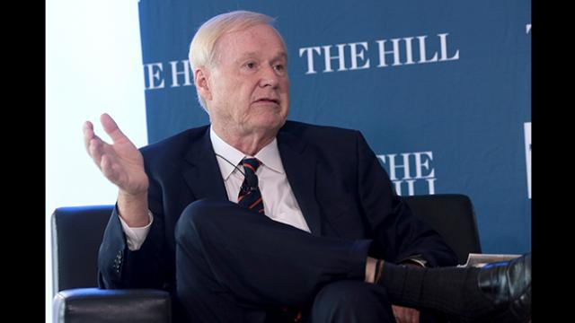 #BREAKING: MSNBC paid female staffer who accused Chris Matthews of sexual harassment: report https://t.co/CSNCy46Gla https://t.co/Iut0g9Fx1Y
