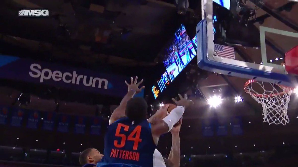 Michael Beasley ties his season-high with 30 points in nyknicks home win! https://t.co/fcx2Zg3MxD