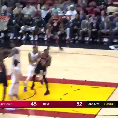 The MiamiHEAT take it at home behind 28 points from Josh Richardson! https://t.co/vZmjDv9Ind