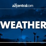 Phoenix rain, mountain snow expected this weekend