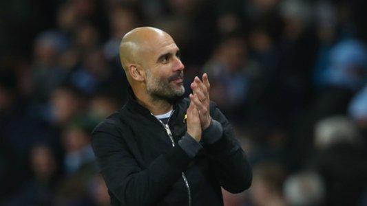 Guardiola: Mutual trust at Man City is 'a dream'
