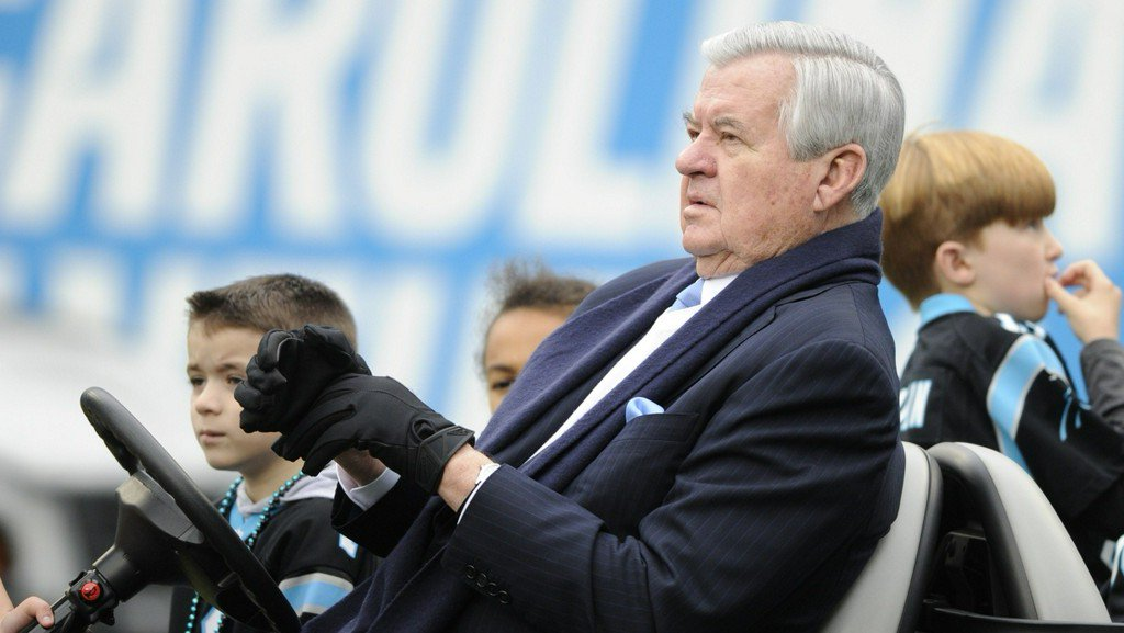 Carolina Panthers owner Jerry Richardson under investigation for workplace misconduct