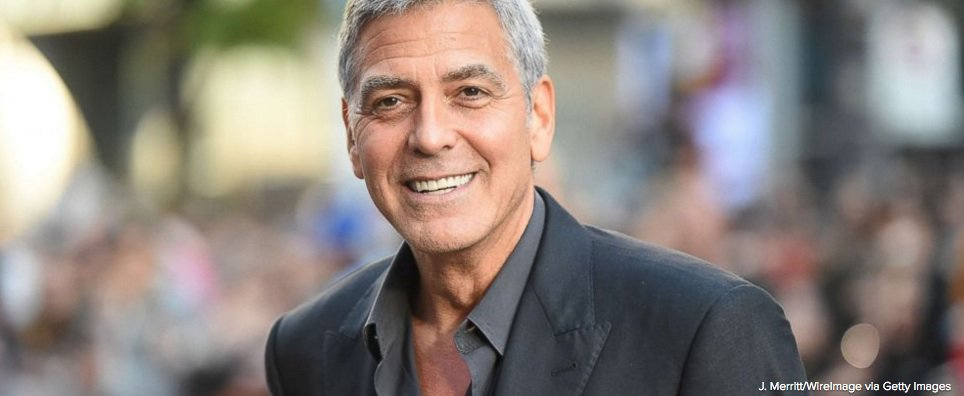 George Clooney developing eight-part series about Watergate for Netflix