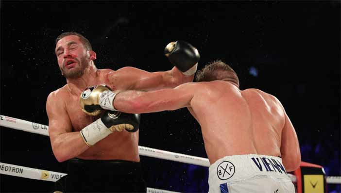 Billy Joe Saunders dio una cátedra de boxeo a David Lemieux  https://t.co/WqC9a3Zq7b https://t.co/wew16x2XUI