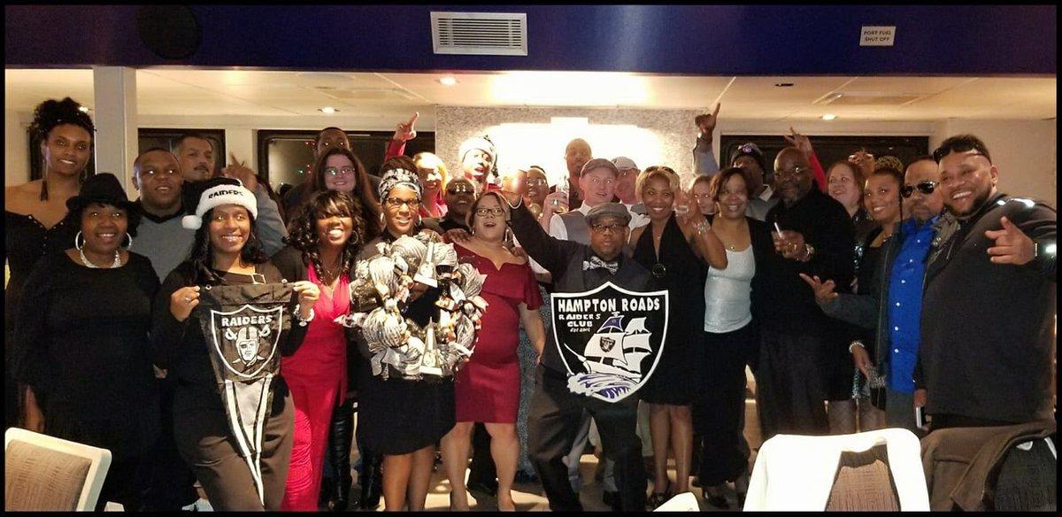 RT @HRRCVA: Hampton Roads Raiders Club Christmas Party 2017. We are more than a club. We are family!! #RaiderNation https://t.co/R1os4vGP27