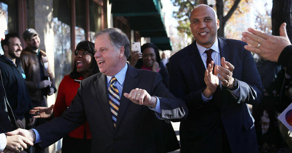 Cory Booker under increased security after death threat, Newark mayor says