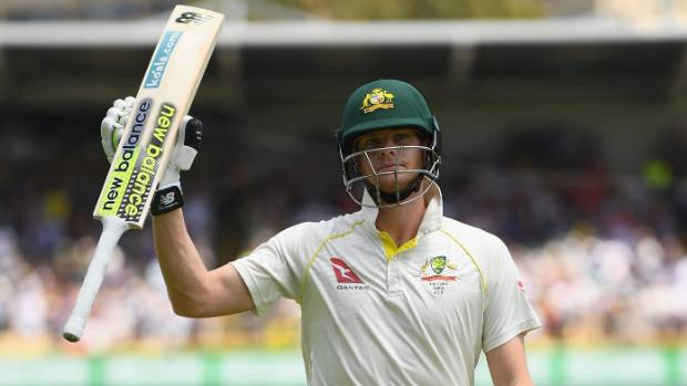Steve Smith finally out for 239 as Australia grind England's bowlers into the Perth dirt
