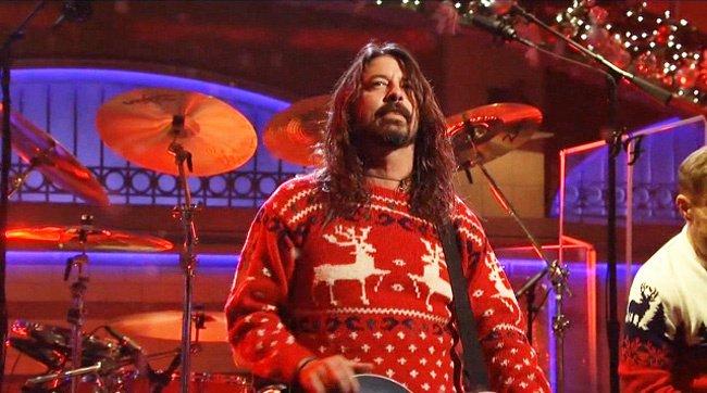 Foo Fighters Kicked Off Their  foo fighters