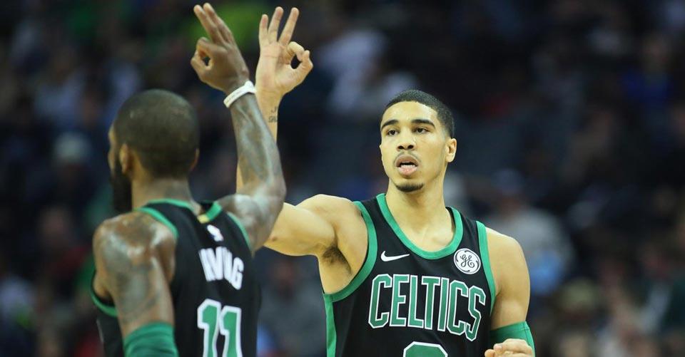 #NBA | Celtics Marc Gasol'ün Müthiş Performansına Rağmen Kazandı https://t.co/3cZWQPBedm https://t.co/YBftKavU6q