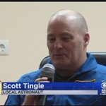 Local Astronaut To Launch Into Space