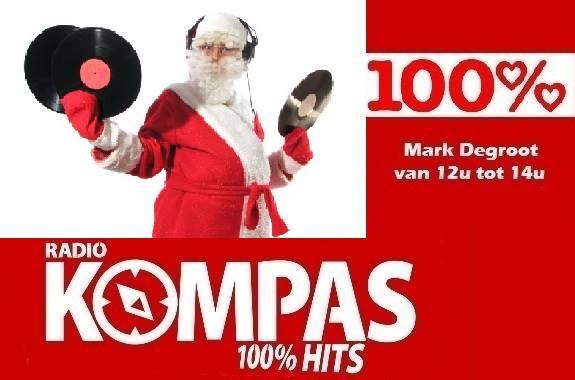 """test Twitter Media - 100% Kerst met Mark Degroot.  Deze week kies ik opnieuw een van mijn favoriete """"kerst""""platen,  we hebben enkele muzikale nieuwtjes  en waarom je het beter niet uitmaakt met je lief  als je een cannabisplantage op zolder hebt staan ... Luister mee via 105.8 FM en radiokompas.eu https://t.co/N4Xwcpp5gX"""