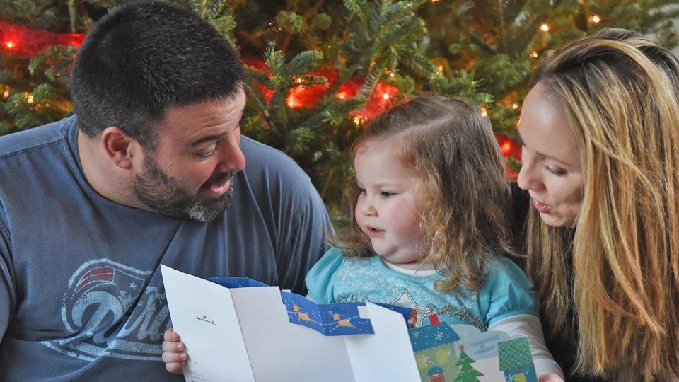Mailman delivers Christmas spirit