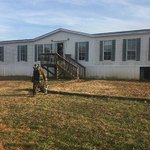 Fire crews respond to mobile home fire in Anderson Co