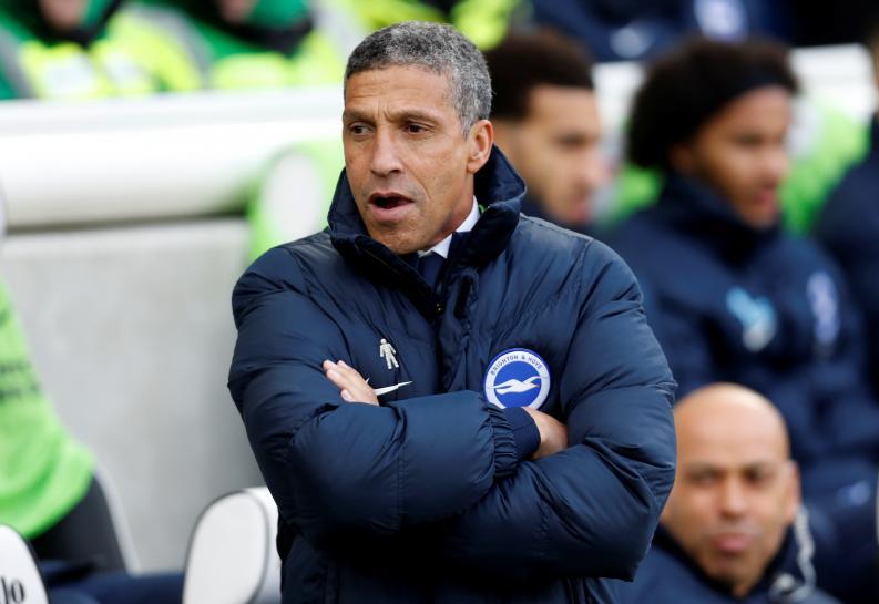 Hughton concerned by Brighton's scoring woes