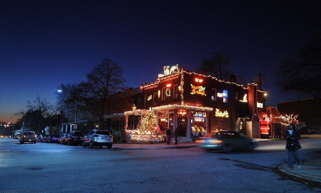 Deck the halls: Baltimore restaurants and bars with standout holiday decor